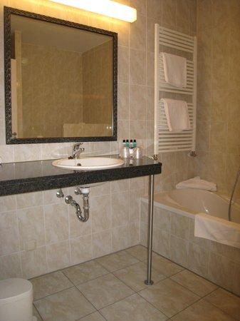 Van der Valk Hotel Maastricht: salle de bain