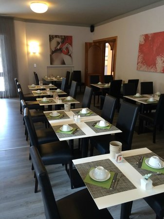 Hotel Villa Enrica : frühstück