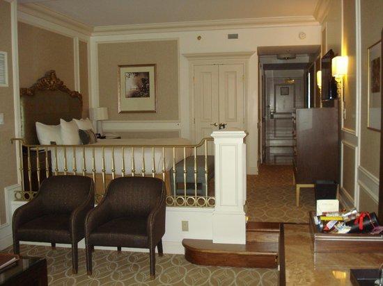 Venetian Resort Hotel Casino : My suite