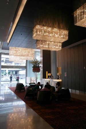 Eastin Grand Hotel Sathorn: hall