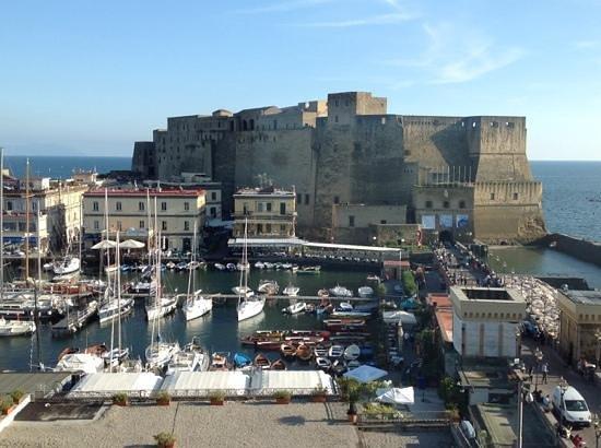 Grand Hotel Vesuvio : View from room 426 at Hotel Grand Vesuvio