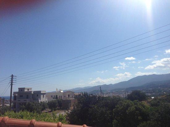 Villa Mare Monte : Mountains
