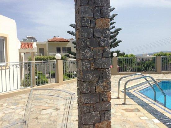 Villa Mare Monte: breakfast views