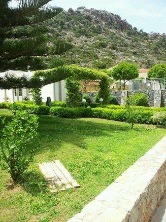 Villa Mare Monte: entrance