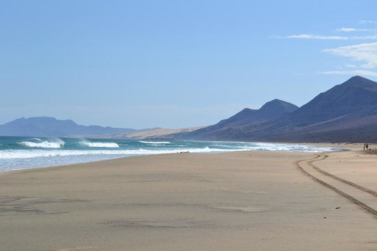 Playa de Cofete: 3