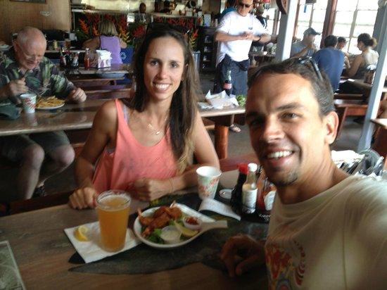 Paia Fish Market: Aproveitando