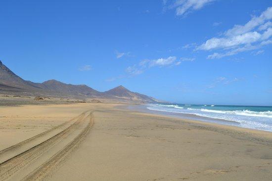 Playa de Cofete: 1