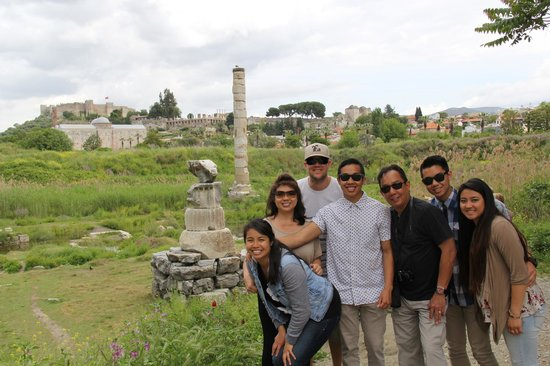 Best of Ephesus Tours: Ephesus with Zeynep