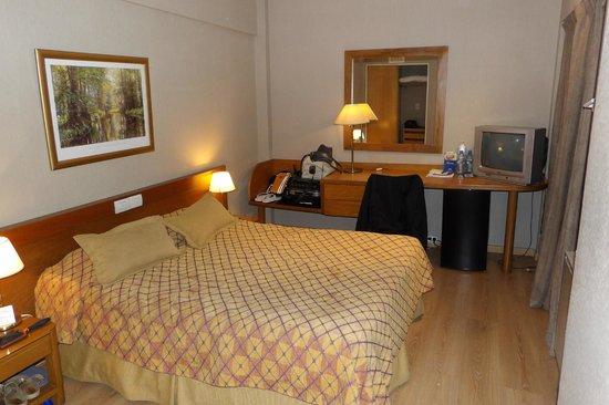 El Conquistador Hotel: Apartamento muito confortável