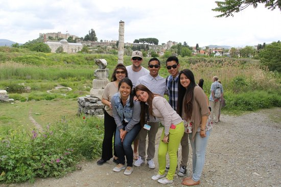 Best of Ephesus Tours: Ephesus with Zeynep