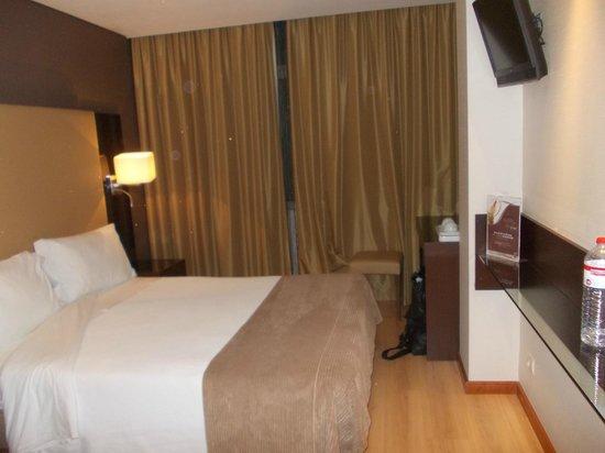 Turim Alameda Hotel: nice and cosy