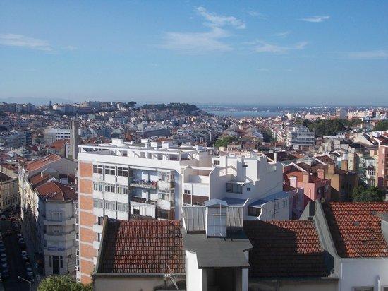 Turim Alameda Hotel: view