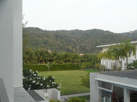 The Old Phuket: View from balcony