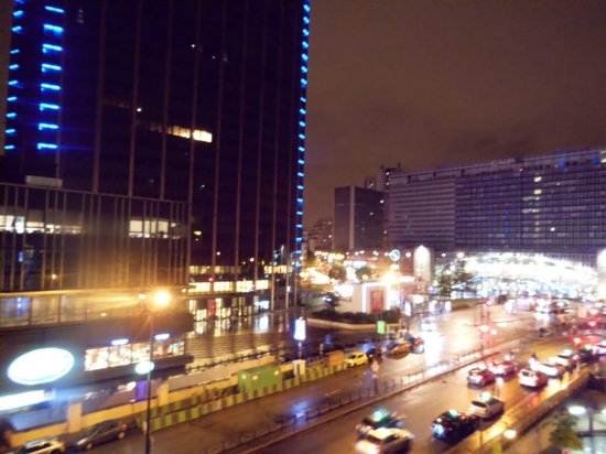 Timhotel Paris Gare Montparnasse : veduta della torre Montparnasse