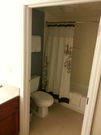 Residence Inn Houston by The Galleria: Bathroom