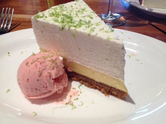 Key Lime pie, the crust is heavenly!!! - Picture of Chelsea\'s ...