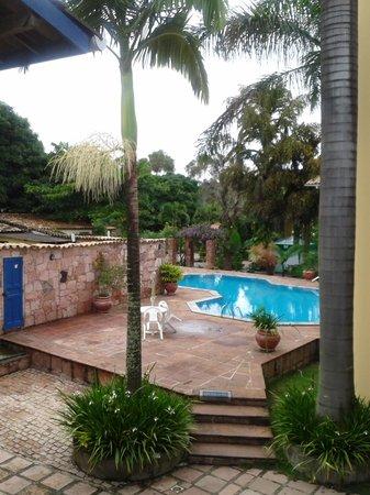 Pousada Mucuge: piscina do hotel