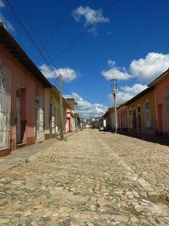 Casa Particular el Arcangel: Callecita de Trinidad.