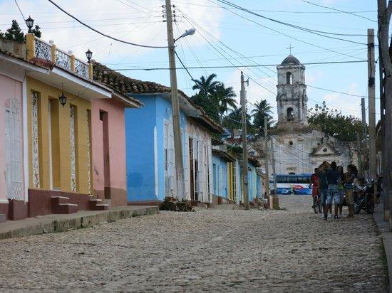 Casa Particular el Arcangel: Callecitas de Trinidad