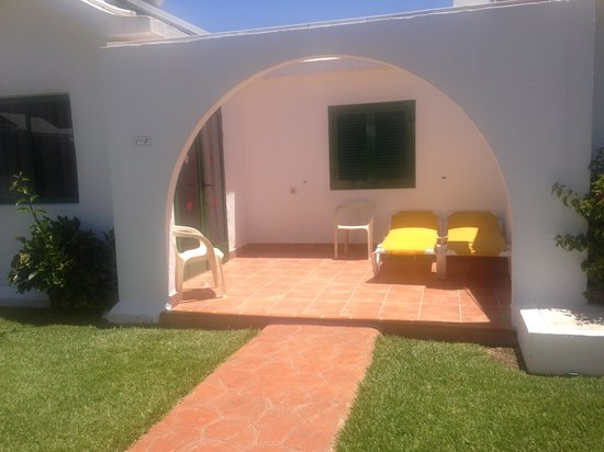 Canary Garden Club: Bungalow Terrace
