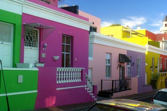 Amber Tours: Bo Kaap neighborhood in Cape Town