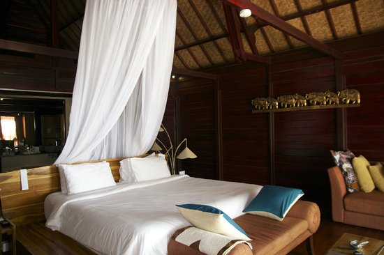 Kupu Kupu Phangan Beach Villas and Spa by l'Occitane : chambre