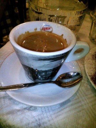 Pompei: Кофе
