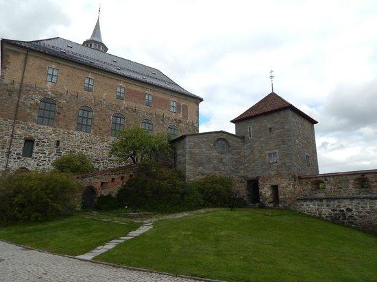 Château et Citadelle d'Akershus : Замок во всей красе
