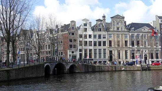 Buildings on the Herengracht