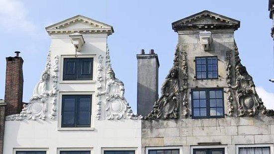 Herengracht: Façade