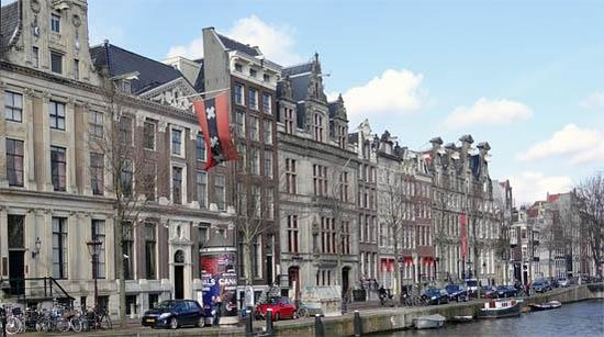 Herengracht: The Grachten Huis