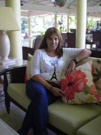 Iberostar Dominicana Hotel: lobby iberostar punta cana