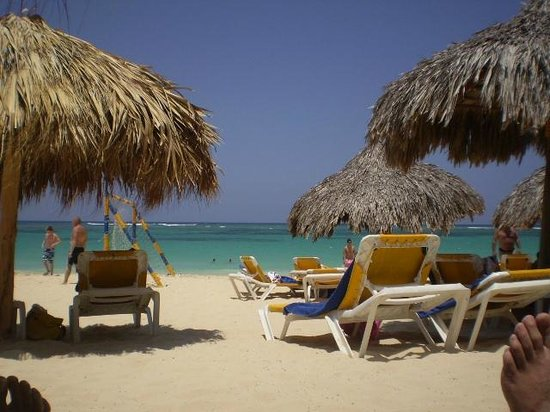 Iberostar Dominicana Hotel: playa