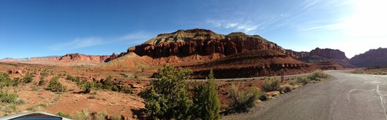 Capitol Reef National Park: Capitol Reef