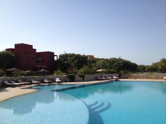 Domaine de l'Arganeraie: piscine