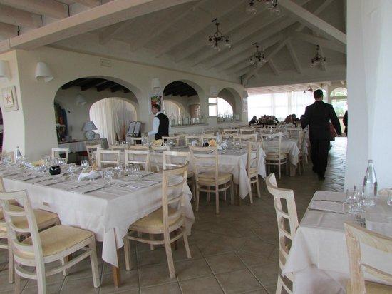 Hotel Baia del Porto: Salle à manger