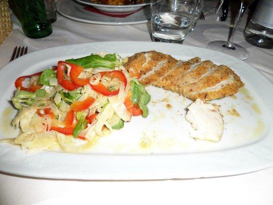 Babette : Pollo marinato (vraiment bon)