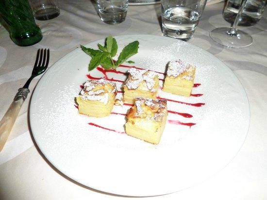 Babette : Centofette di mele (clafouti aux pommes)