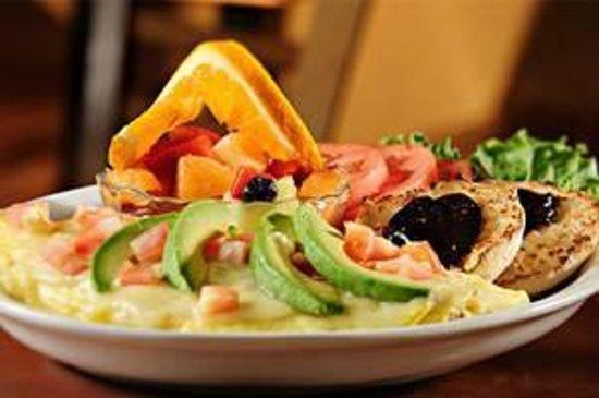 The Good Egg : Bacado Omelette