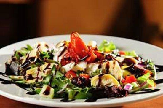 The Good Egg : Mediterranean Salad