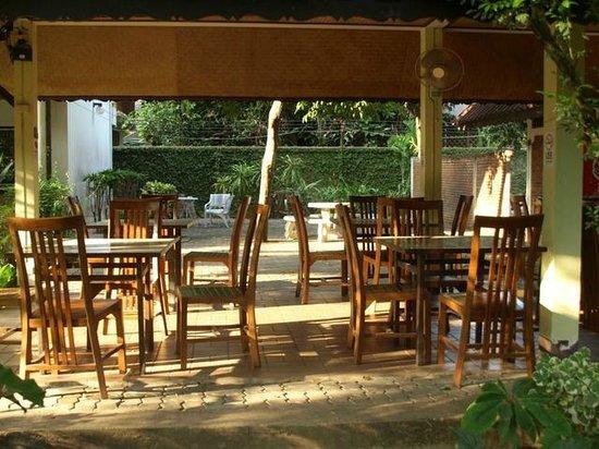 Baan Kaew Guesthouse: Sitzbereich