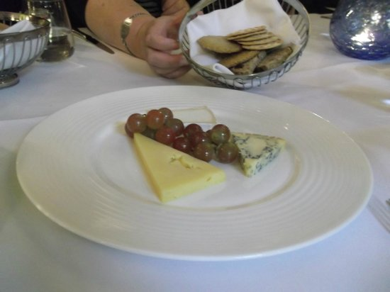 The Savoy Grill : Cheese Selection