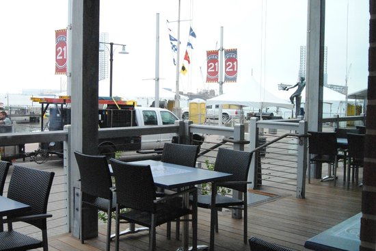 Olympia Grill: all this and pier 21