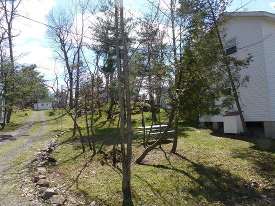 Horseblock Point Cottages: environnement cottage