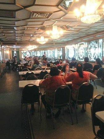 Back dining room picture of versailles restaurant miami - Cfa versailles cuisine ...