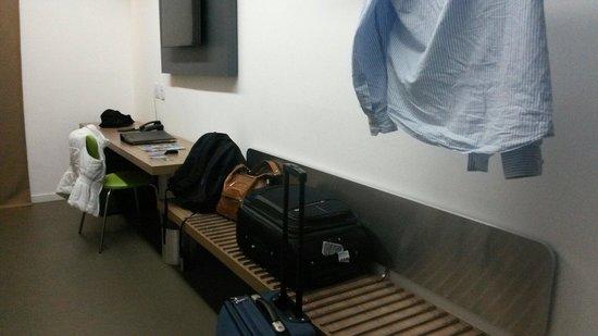 Linx Hotel International Airport Galeão: Habitación