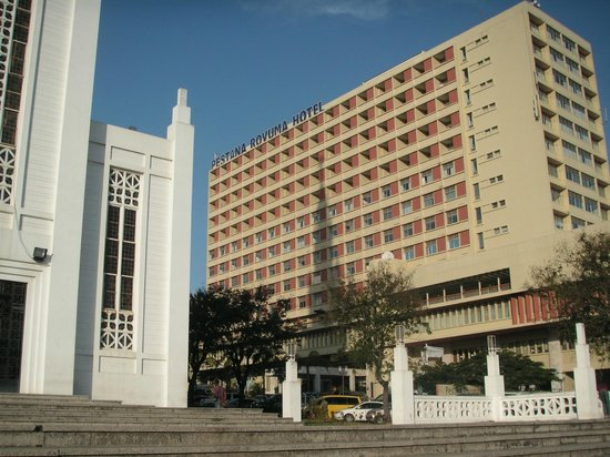 Pestana Rovuma: Hotel just by the Cathedral