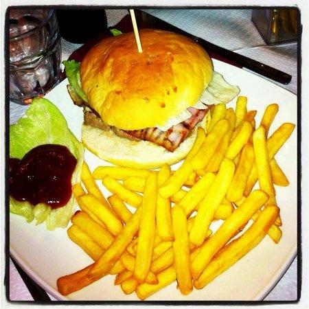 Hamburger braceria Petracca
