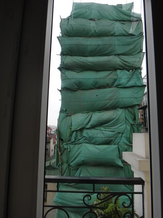 Hanoi Tirant Hotel : our view