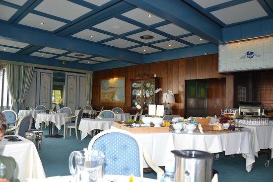 Hotel Hesselet: breakfast